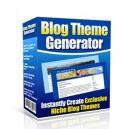Blog Theme Generator - Software