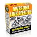 ALE Awesome Link Effects: ALE No More Boring Old Links