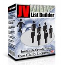 JV List Builder: Instantly Create Your Own Highly Lucrative JV