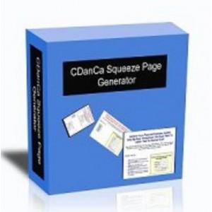 CDanCa Squeeze Page Generator Software