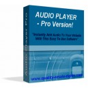 Audio Player Pro Software