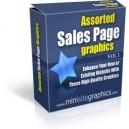 Assorted Sales Page Graphic's