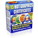 15 Hot Graphics Certificates