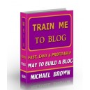 Train Me To Blog - (MRR)
