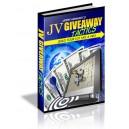 JV Giveaway Tactics