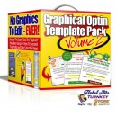 The Graphical Optin Template Pack - Volume 2 (mrr)