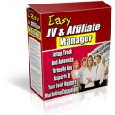Easy Jv & Affiliate Manager Script With Resell Rights