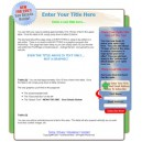 *new* 6 Squeeze Pages Plr (MRR)