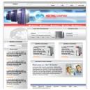 Web Hosting Service Website Template (MRR)
