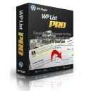 Wp List Pro Wp Plugin (MRR)