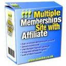 Multiple Membership Site Script - (MRR)