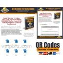 QR Codes For Business PLR Crash Course - (MRR)