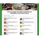Amazon Store Cook Book - (MRR)
