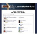 Amazon Store Learn Martial Arts - (MRR)