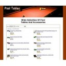 Amazon Store Pool Tables - (MRR)