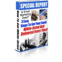 Email Whitelist Report - (MRR)