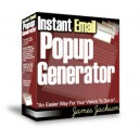 Instant Email Popup Generator Software - (MRR)