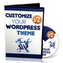 Customize Your Wordpress Theme Version 2! - (MRR)