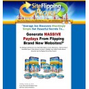Site Flipping Riches - Flipping Brand New Websites