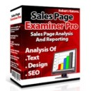 Sales Page Examiner Pro - Examine And Get Detailed Reports