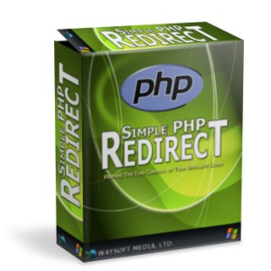 Simple PHP Redirect: Desk Top Software